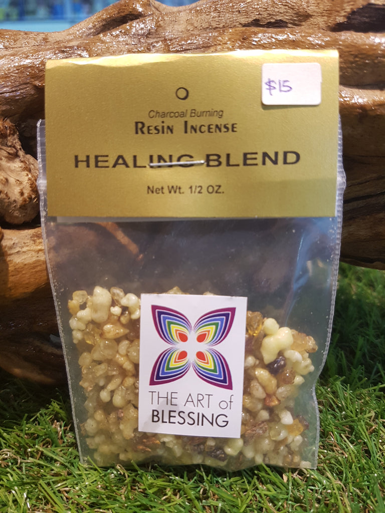 Incense - Healing Resin