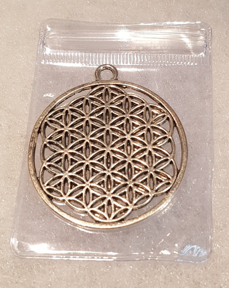 The Flower of Life Pendant