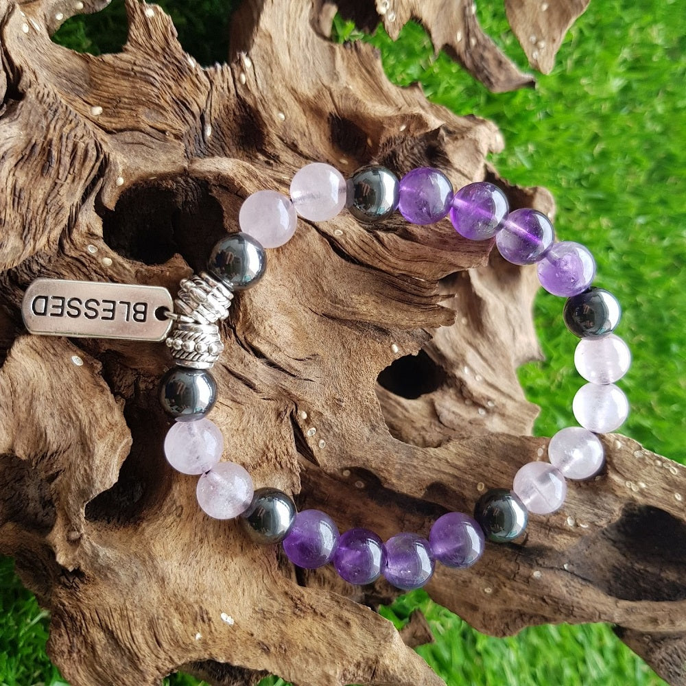 Bracelet - Well Being - De-stress/ Clear Headache