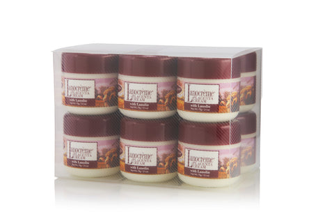Lanocrème Placenta Cream with Lanolin - 12 Pack