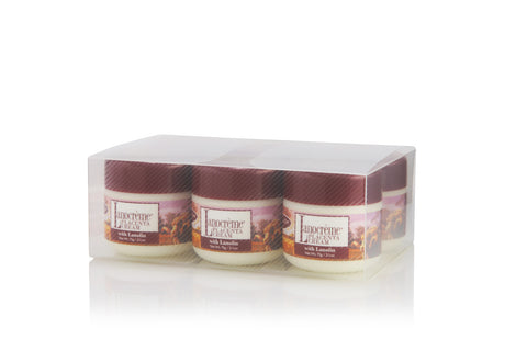 Lanocrème Placenta Cream with Lanolin - 6 Pack