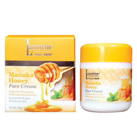 Manuka Honey Face Cream 100g