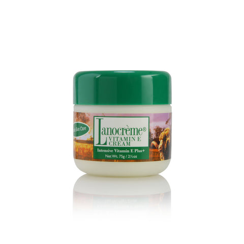 Lanocrème Cream with Intensive Vitamin E Plus+