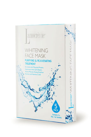 Whitening Face Mask - 5 pack