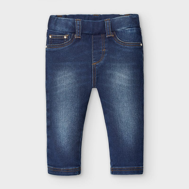 Mayoral, MAYORAL BABY GIRLS SUPER SKINNY JEANS - James & Olive