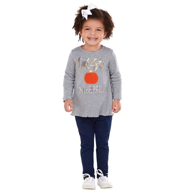 Mud Pie, MUD PIE GIRLS DAZZLE HALLOWEEN TUNICS - James & Olive