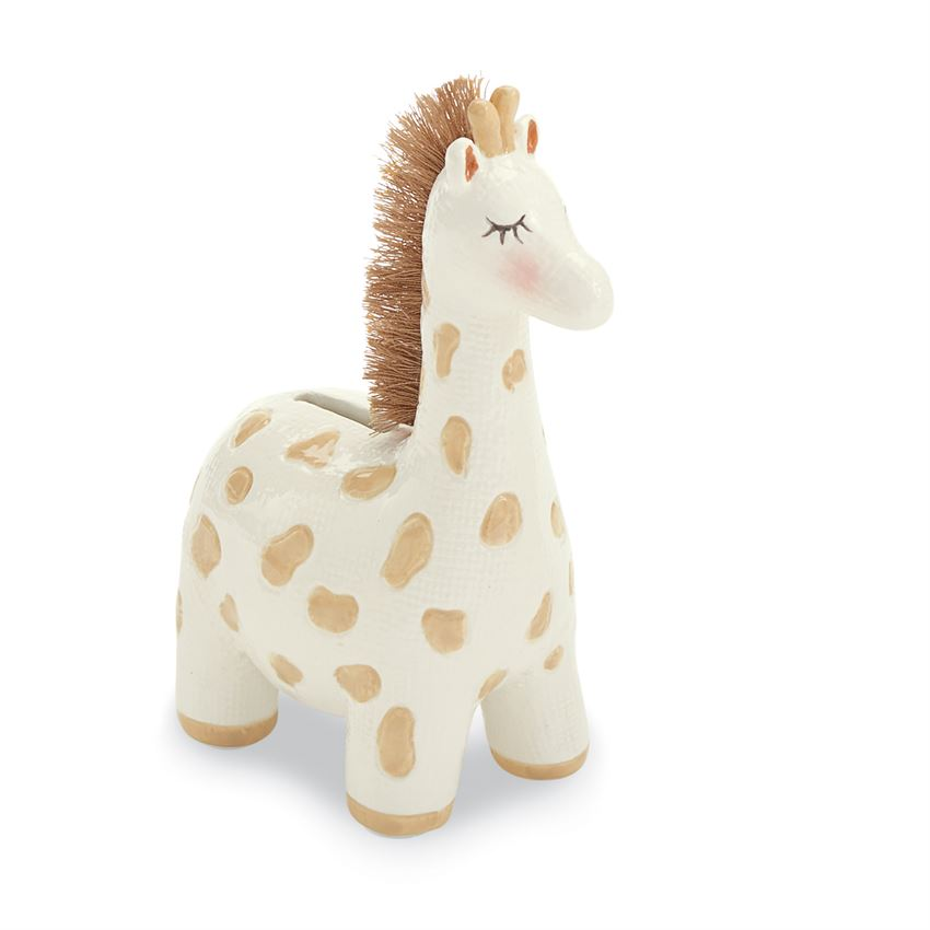 MUD PIE MINI GIRAFFE BANK