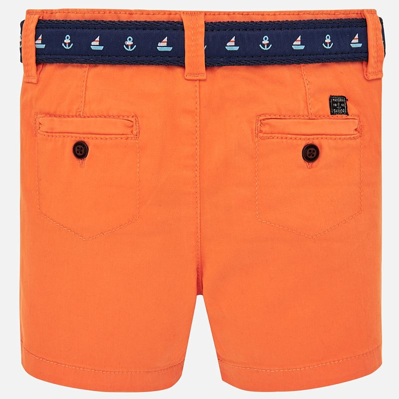 MAYORAL BABY BOY SHORTS WITH BELT