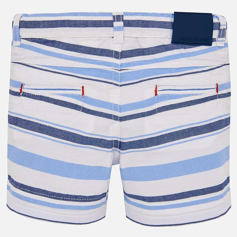 MAYORAL BABY BOY STRIPED SHORTS