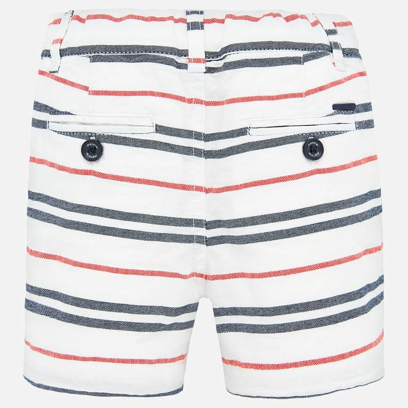 MAYORAL BABY BOYS STRIPED SHORTS