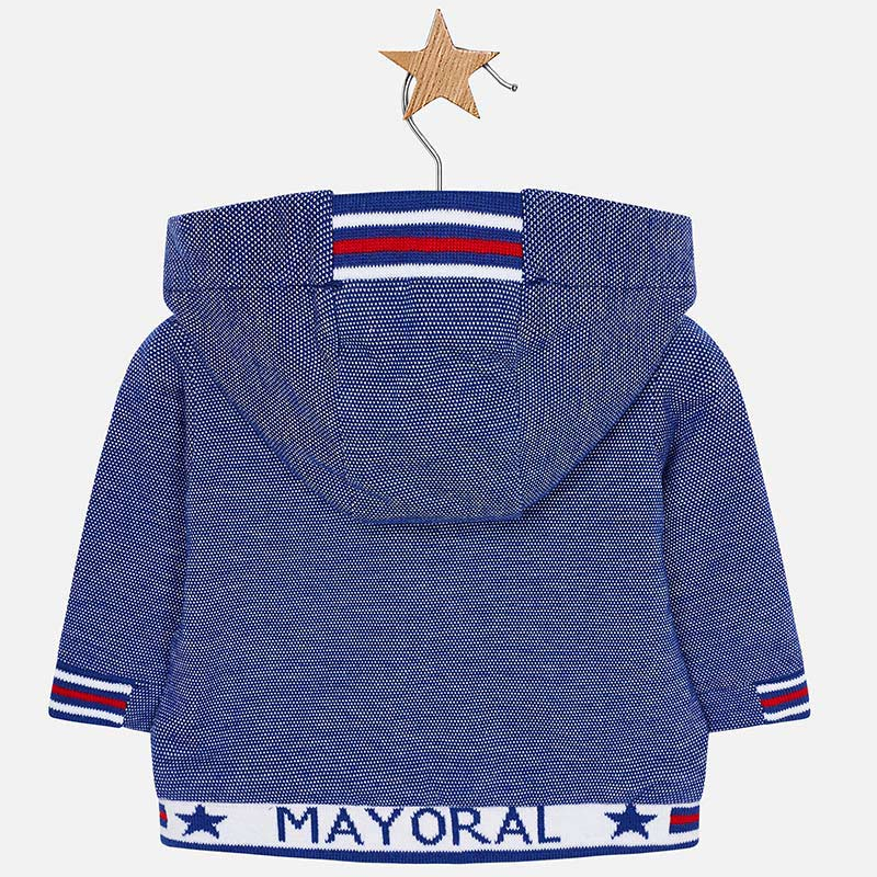 MAYORAL BABY BOY HOODIE-FINAL SALE