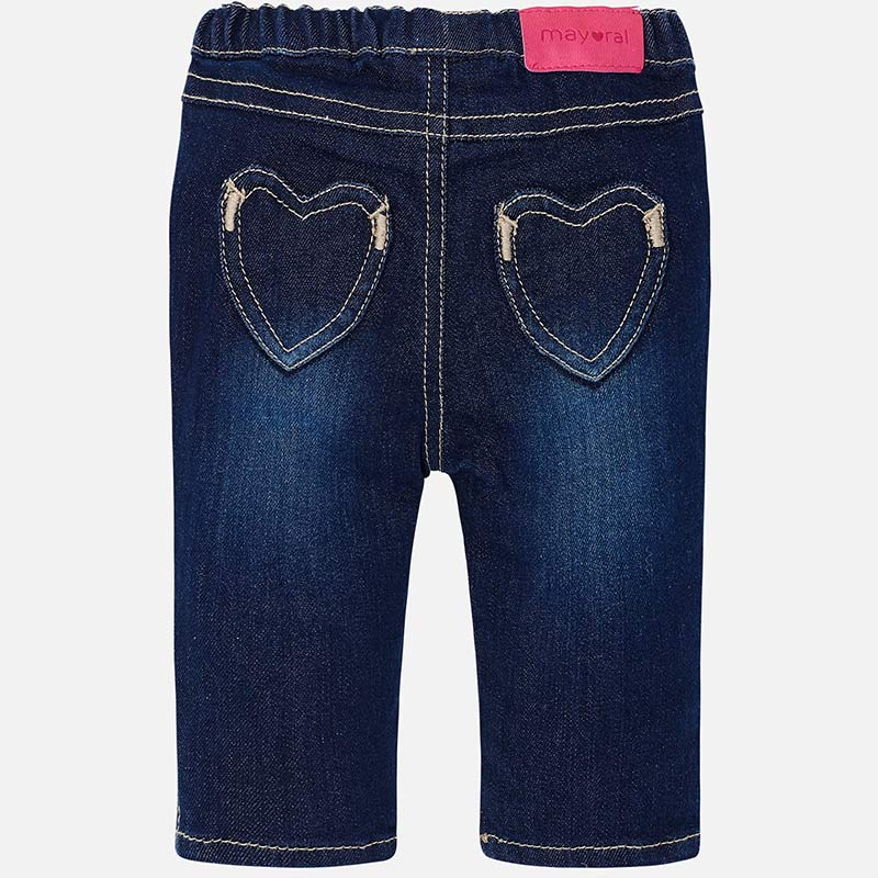MAYORAL BABY GIRLS SWEETHEART PANTS