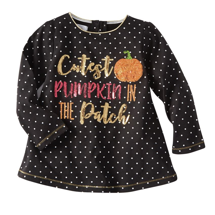 MUD PIE GIRLS HALLOWEEN TUNIC