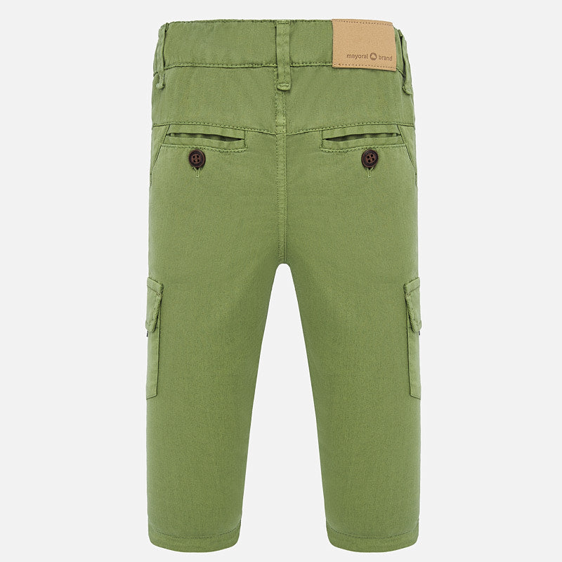 MAYORAL BABY BOYS CARGO PANTS