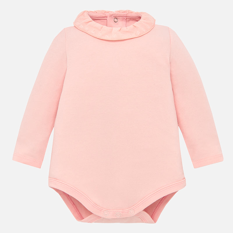 Mayoral, MAYORAL BABY GIRLS LONG SLEEVE BODYSUIT - James & Olive