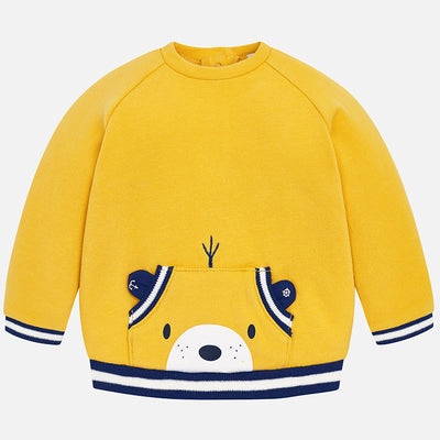 Mayoral, MAYORAL BABY BOY SWEATSHIRT - James & Olive