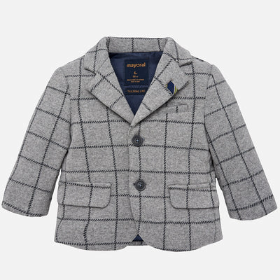 Mayoral, MAYORAL BABY BOY FORMAL JACKET - James & Olive