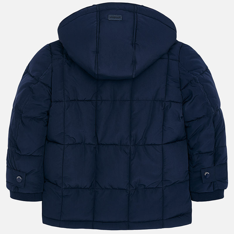 Mayoral, MAYORAL BOYS PADDED WINTER COAT - James & Olive