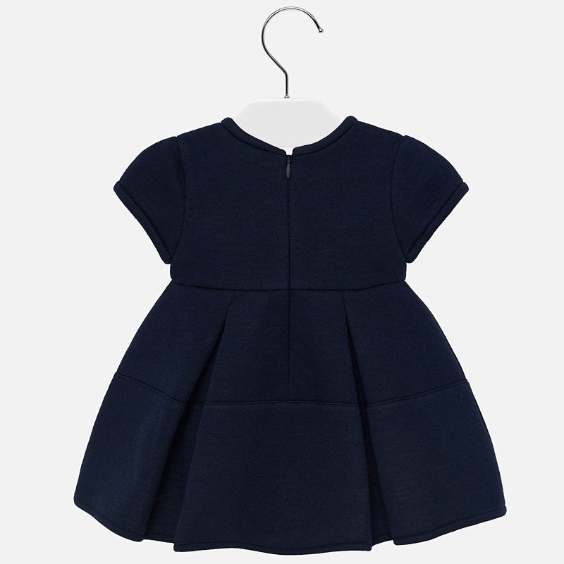 MAYORAL BABY GIRL BOW DRESS