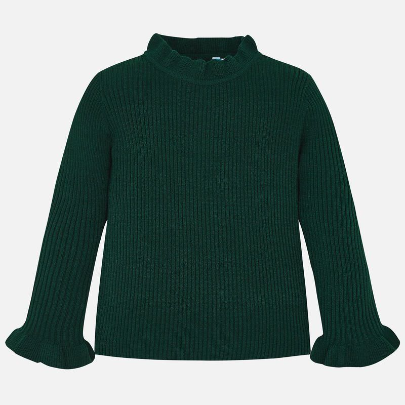 MAYORAL GIRLS MOCK NECK SWEATER