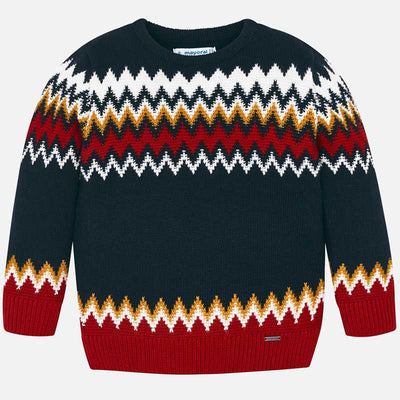 MAYORAL BOYS WOOL SWEATER