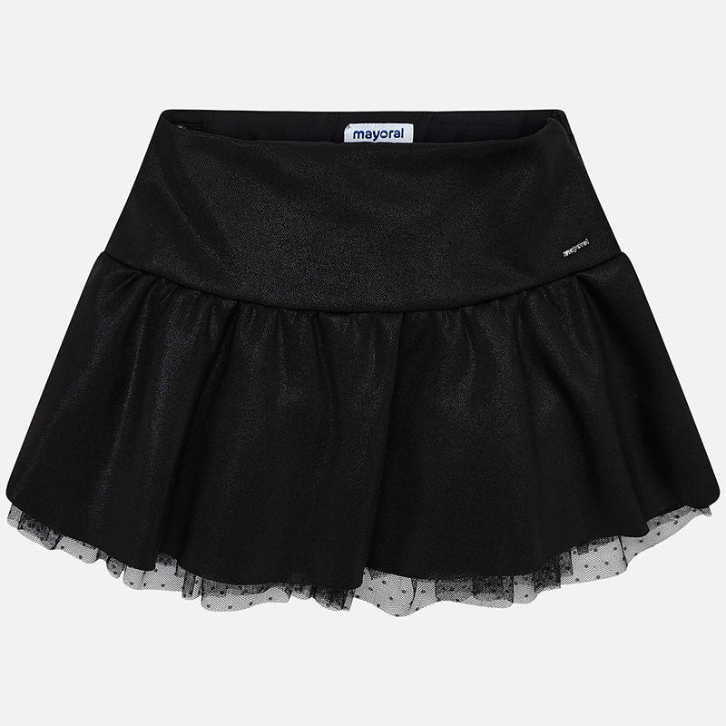 MAYORAL GIRLS SHIMMER TULLE SKIRT