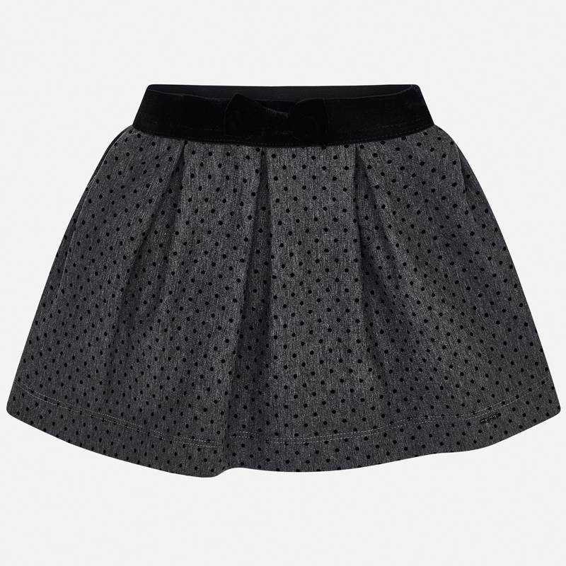 MAYORAL GIRLS POLKA DOT SKIRT