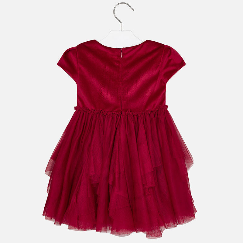 MAYORAL GIRLS RUFFLES SKIRT DRESS