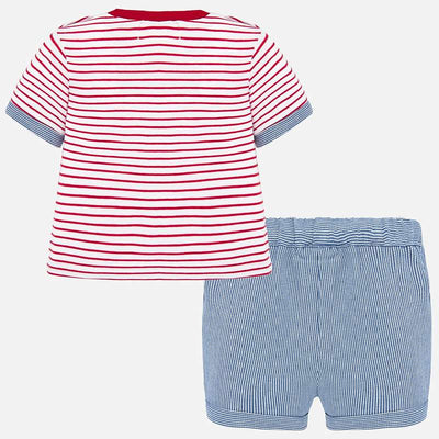 MAYORAL BABY BOY SHORT SET