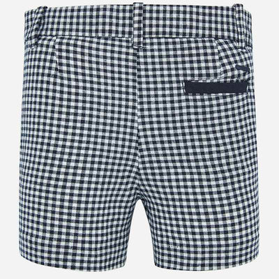 MAYORAL BABY BOY LINEN DRESSY SHORTS