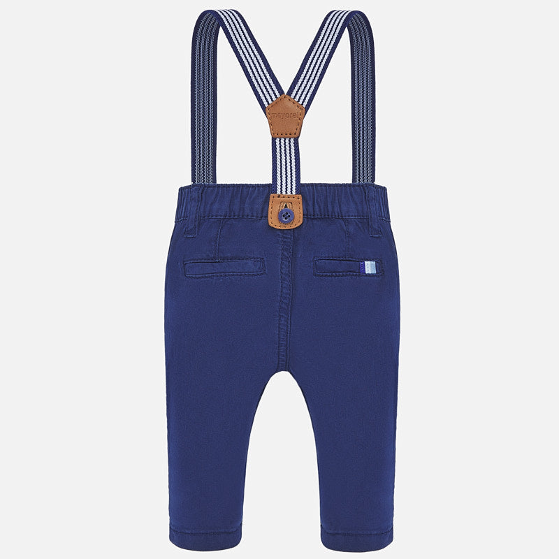 MAYORAL BABY BOY PANT WITH SUSPENDERS