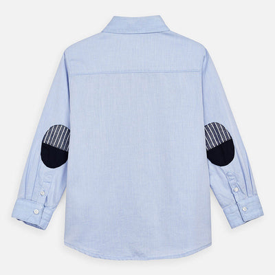 MAYORAL BOYS LONG SLEEVE DRESS SHIRT