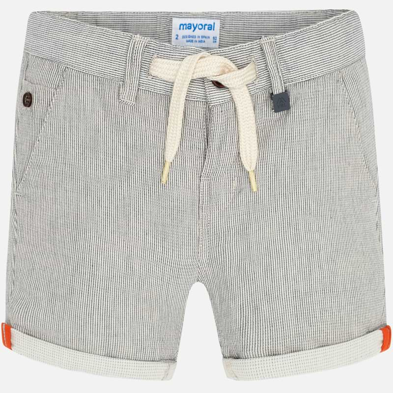 MAYORAL BOYS ROLL UP SHORTS