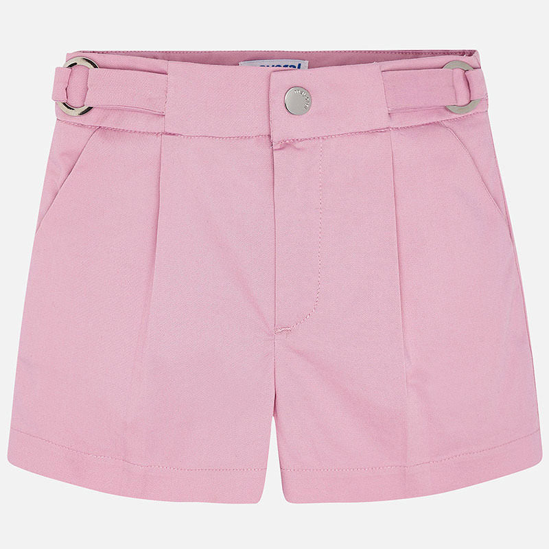 MAYORAL GIRLS SATIN FEEL SHORTS