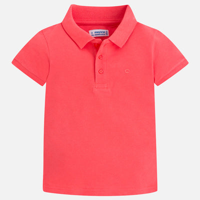 Mayoral, MAYORAL BOYS BASIC SHORT SLEEVE POLO - James & Olive