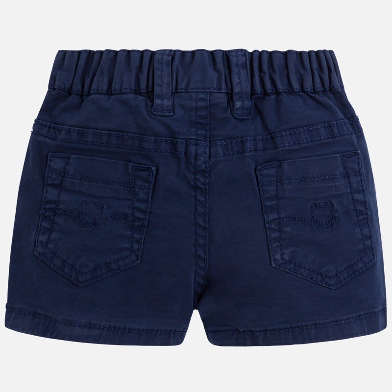 Mayoral, MAYORAL BABY BOY TWILL SHORTS - James & Olive