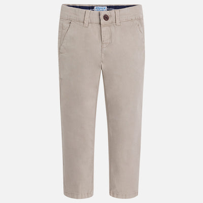 Mayoral, MAYORAL BOYS TWILL PANTS - James & Olive