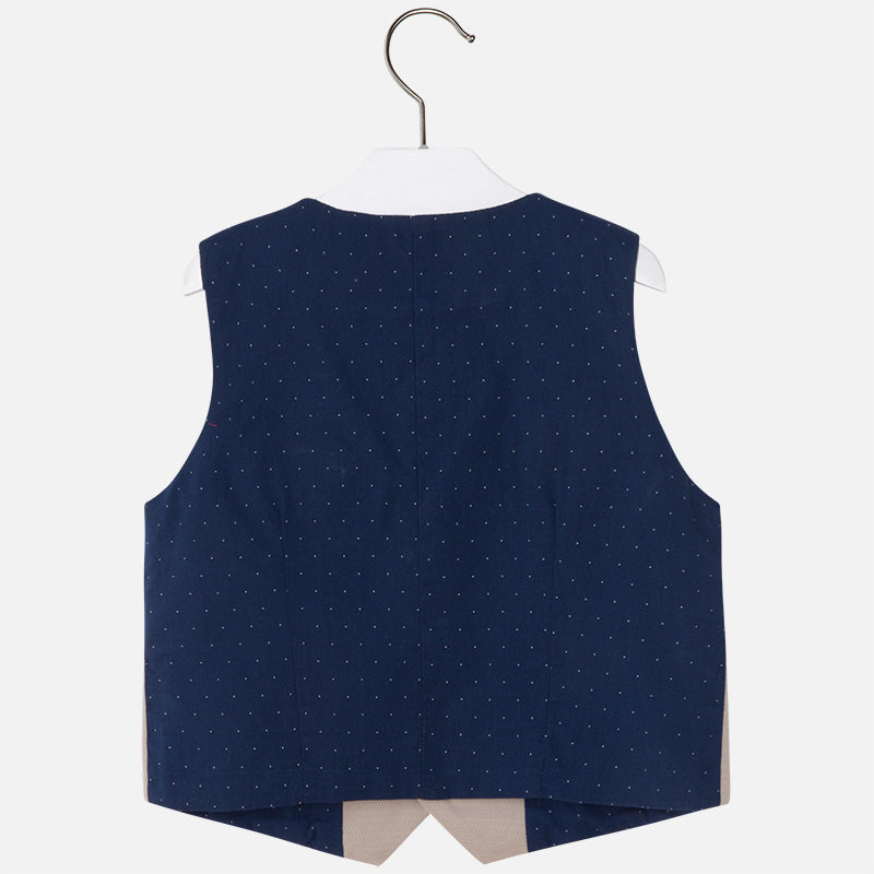 Mayoral, MAYORAL BOYS FORMAL VEST - James & Olive