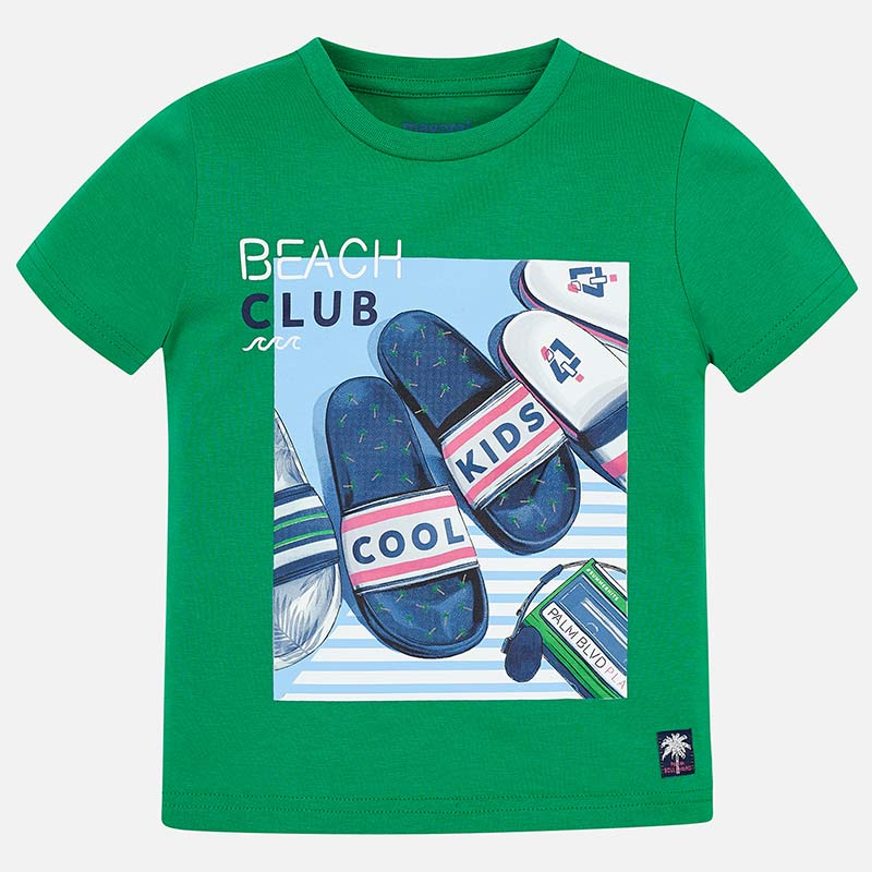 "MAYORAL BOYS ""COOL KIDS"" TEE"