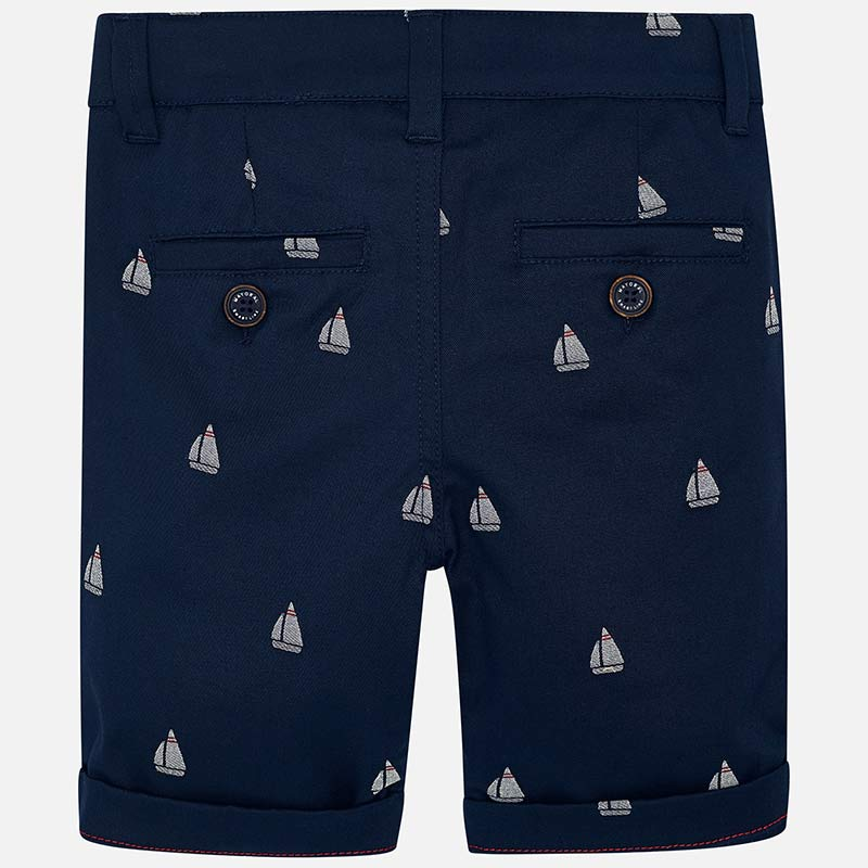 MAYORAL BOYS SAIL AWAY CHINO SHORTS