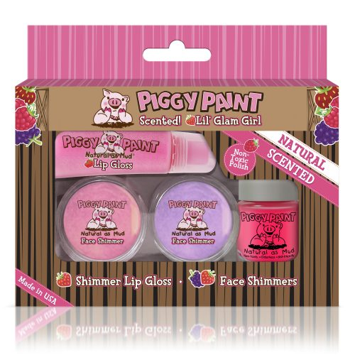 Piggy Paint, PIGGY PAINT LIL' GLAM GIRL SET - James & Olive