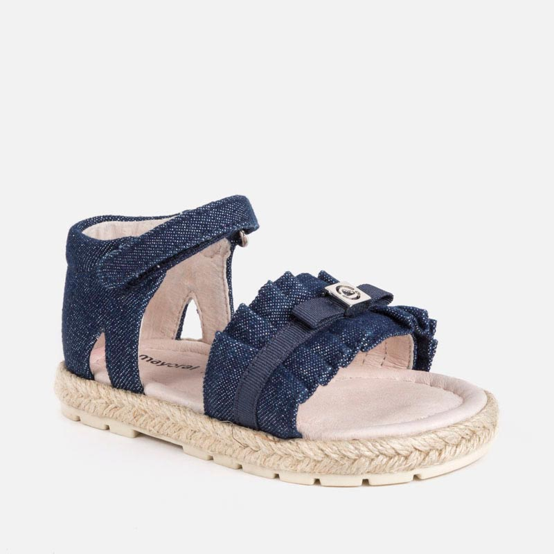 MAYORAL GIRLS JUTE SANDALS