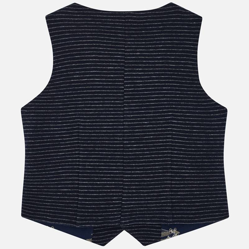 MAYORAL BOYS PATTERNED VEST