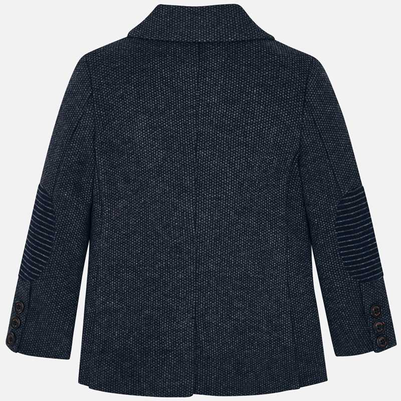 MAYORAL BOYS PATTERNED BLAZER