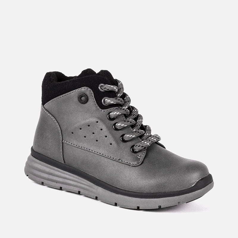 Mayoral, MAYORAL BOYS LINED ANKLE BOOTS - James & Olive