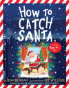 Penguin House, HOW TO CATCH SANTA BOOK - James & Olive