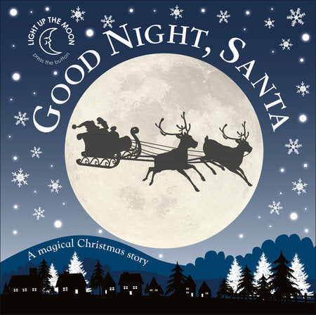 GOOD NIGHT, SANTA BOARD BOOK