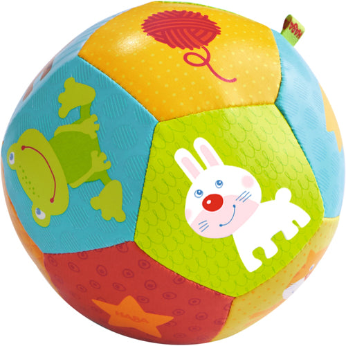HABA BABY BALL ANIMAL FRIENDS