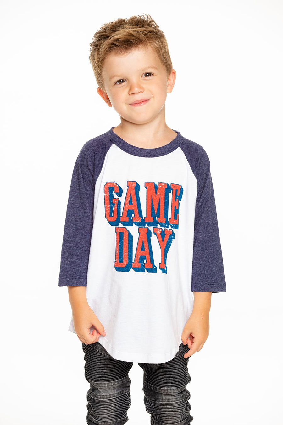 CHASER BOYS GAME DAY BASEBALL TEE