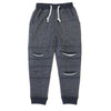 Kapital K, KAPITAL K BOYS JOGGER WITH RIPPED INSETS - James & Olive